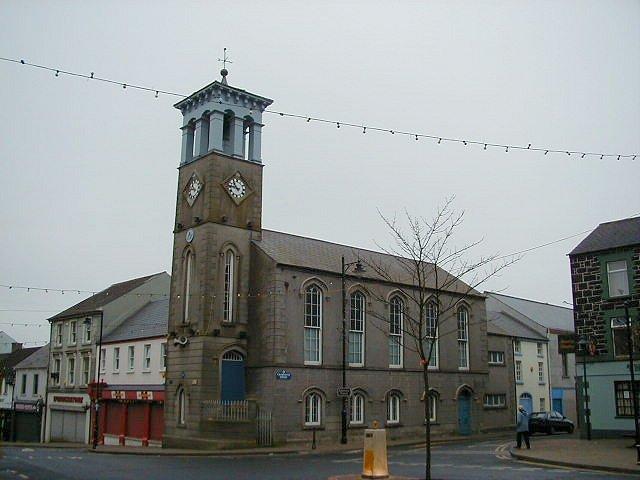 Ballymoney Market House
