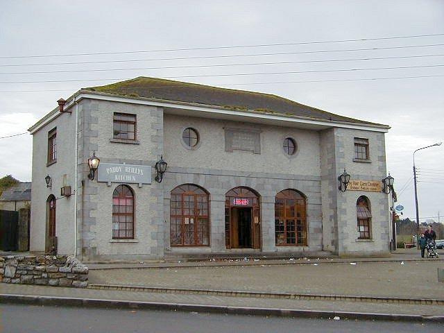 Ballyjamesduff Market House