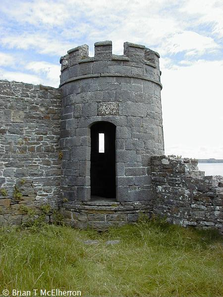Carrigaholt Castle