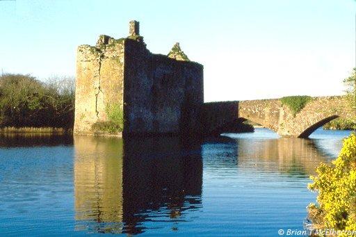 Carrickadroichid Castle