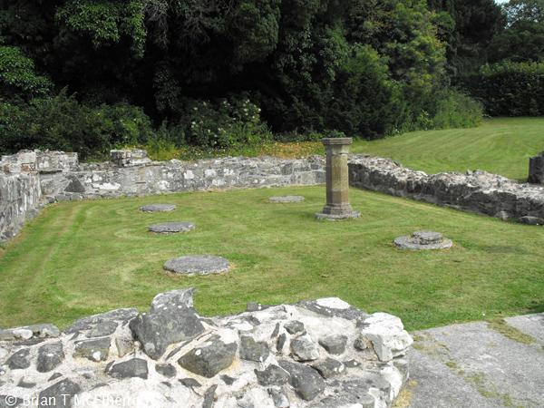 Remains of Chapter House