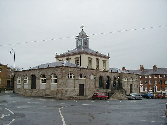 Hillsborough market house for Hillsborough house