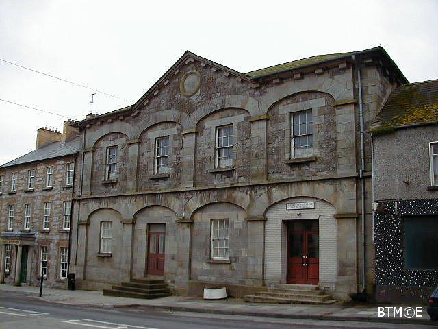 Newtownbutler market house for Butler building homes