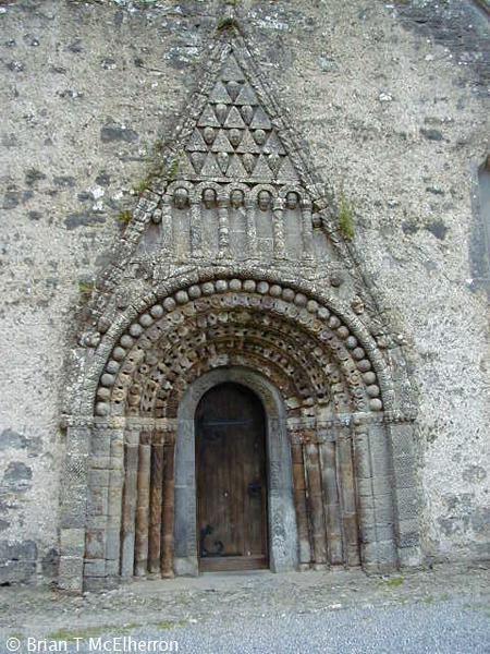 Clonfert Cathedral Ireland Clonfert Cathedral