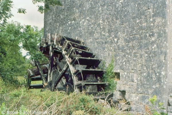 The south water wheel