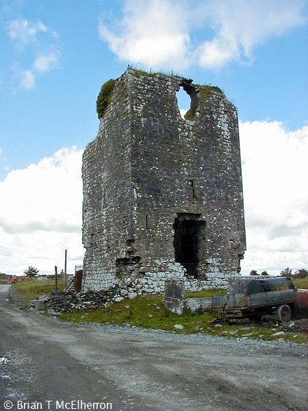 Lackagh Castle