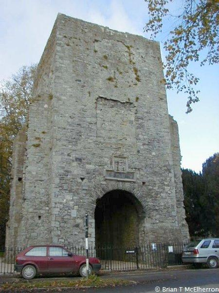 Maynooth castle for Kildare castle