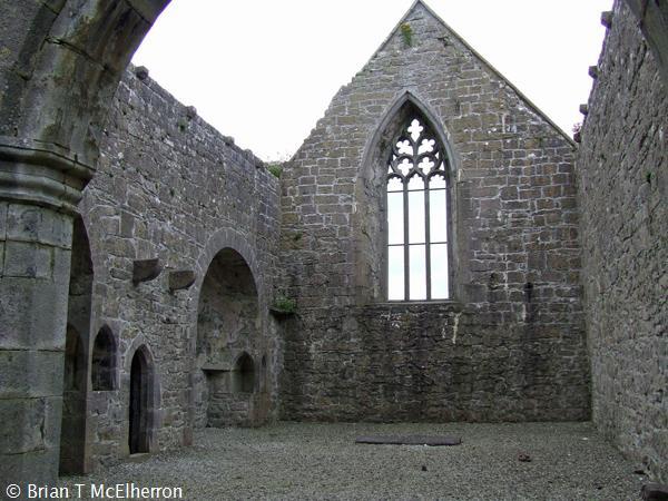 Rosserk Franciscan Friary