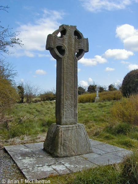 Castlekeeran Monastic Site