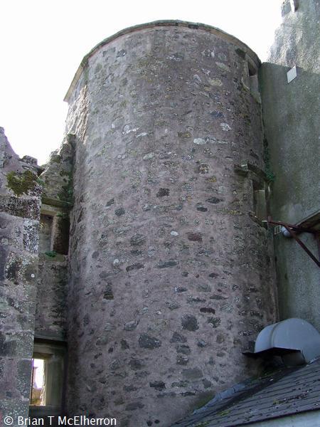 Newtownstewart Castle